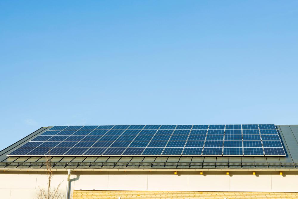 Rooftop solar installations