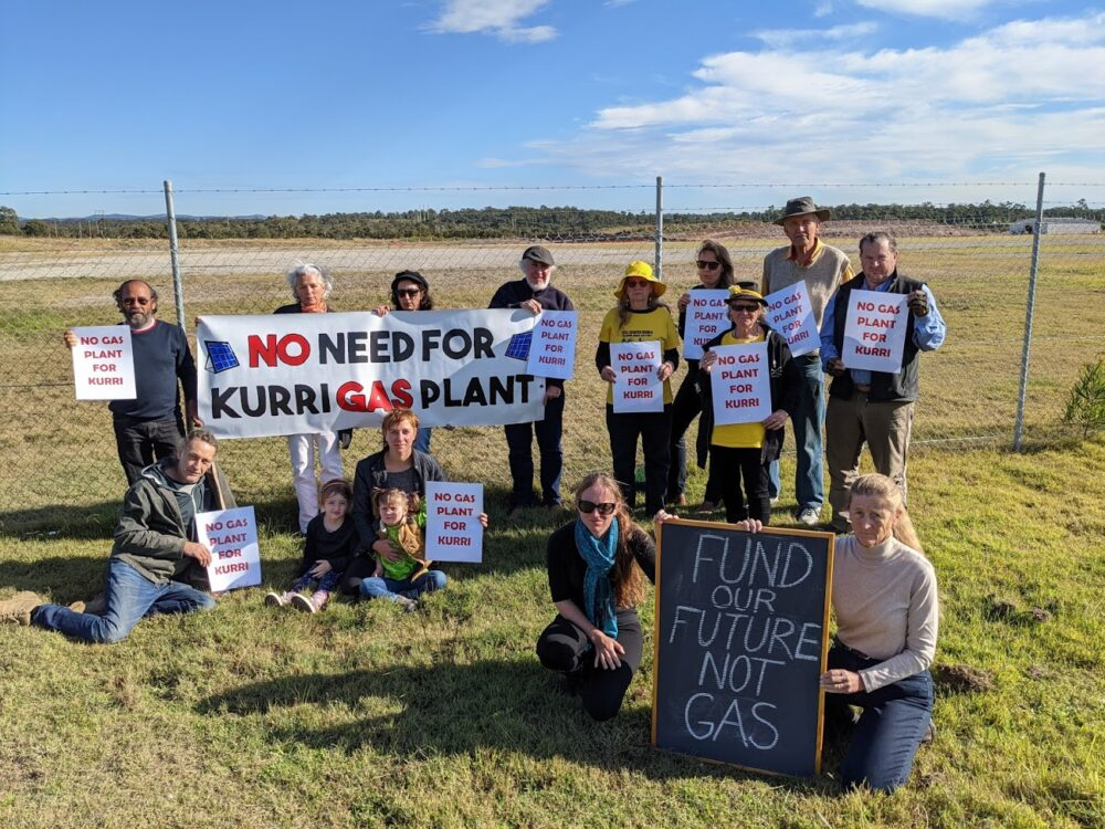 Hundreds of Hunter locals voice concerns over proposed gas plant