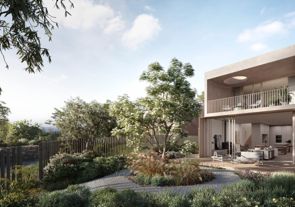 The Wilds to become first carbon-neutral detached housing development in inner Melbourne