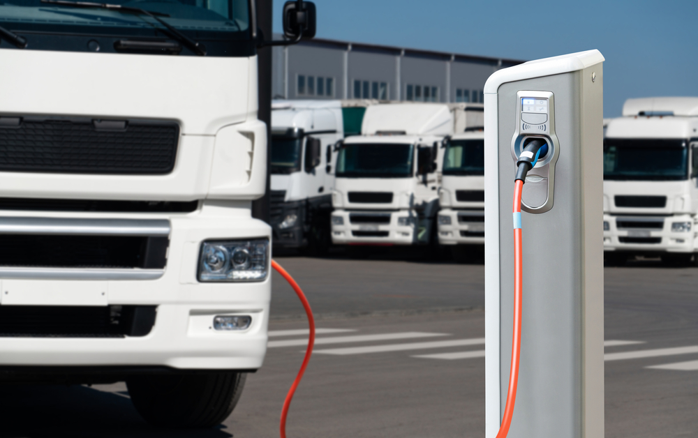 Partnership to remove electric freight barriers